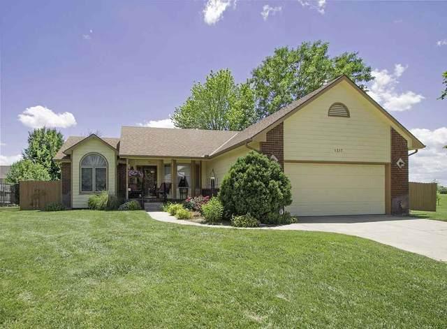1517 Loring St, Haysville, KS 67060 (MLS #597141) :: COSH Real Estate Services