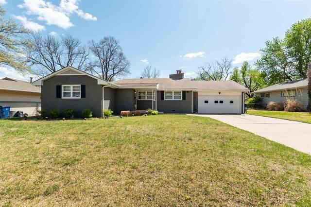 6303 E Beachy, Wichita, KS 67208 (MLS #597185) :: COSH Real Estate Services