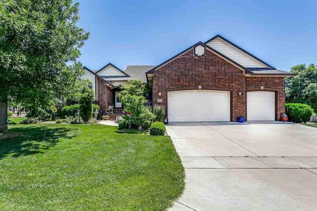 224 S Crocker Ct., Colwich, KS 67030 (MLS #597305) :: Kirk Short's Wichita Home Team