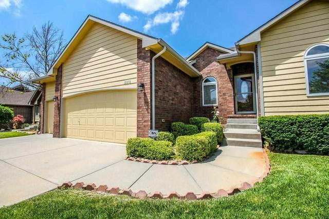 12206 E Lockmoor St, Wichita, KS 67207 (MLS #597313) :: Pinnacle Realty Group
