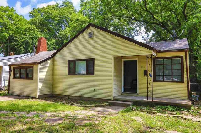710 S Pershing St, Wichita, KS 67218 (MLS #597465) :: Pinnacle Realty Group