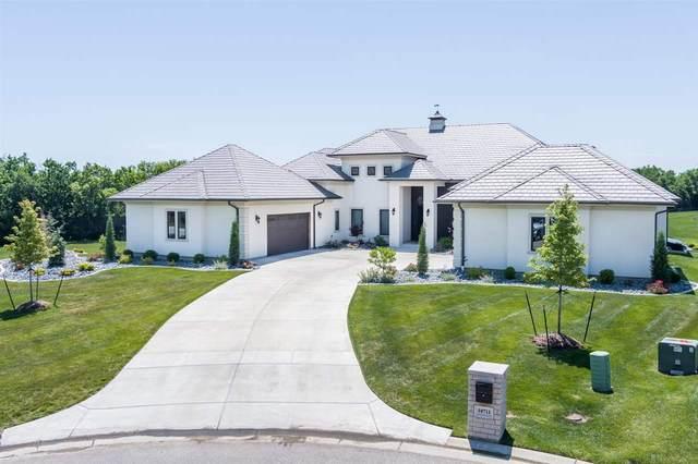 10711 E Summerfield Circle, Wichita, KS 67206 (MLS #597515) :: Kirk Short's Wichita Home Team