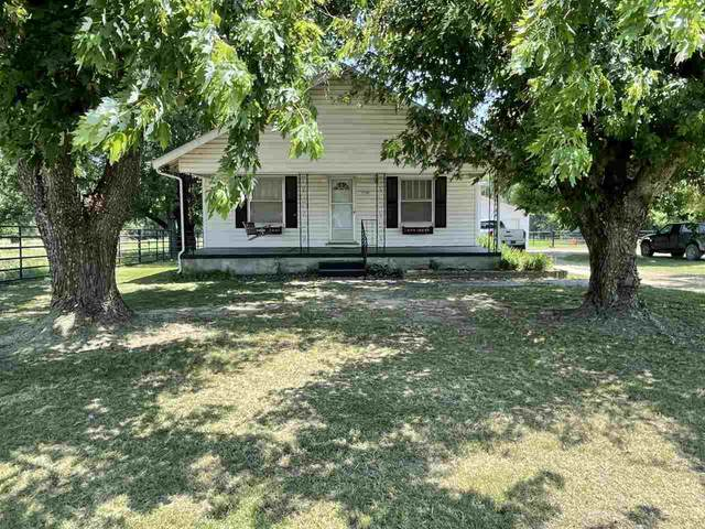 32318 61st Rd, Arkansas City, KS 67005 (MLS #597600) :: Kirk Short's Wichita Home Team