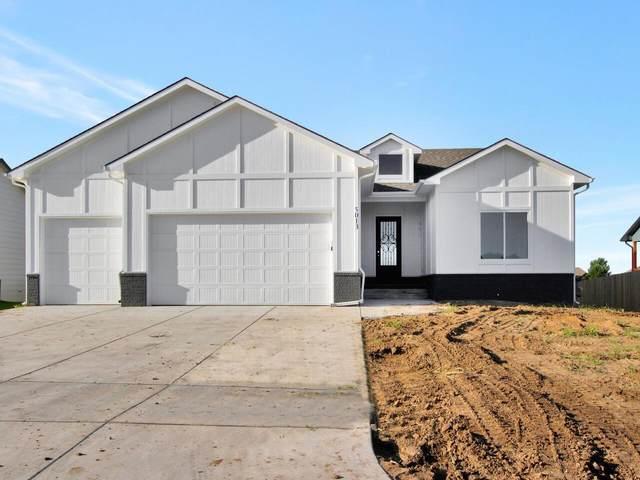5013 N Athenian, Wichita, KS 67204 (MLS #597735) :: Pinnacle Realty Group