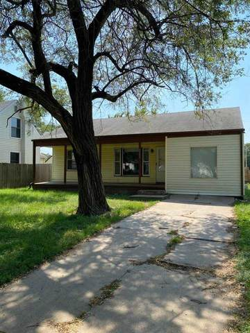 2203 S Topeka Ave, Wichita, KS 67211 (MLS #597895) :: Kirk Short's Wichita Home Team