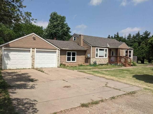 225 S Adams, Viola, KS 67149 (MLS #598035) :: Pinnacle Realty Group