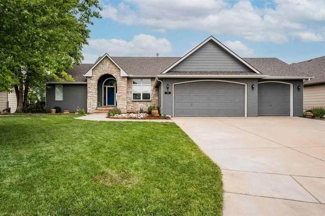 13402 W Hayden St, Wichita, KS 67235 (MLS #598255) :: Pinnacle Realty Group