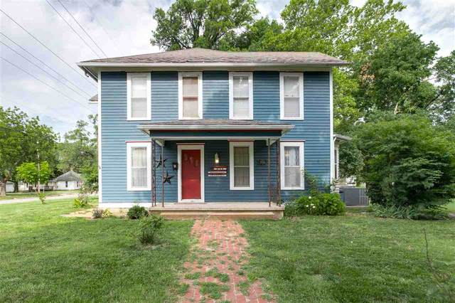 523 Spruce St, Halstead, KS 67056 (MLS #598278) :: Pinnacle Realty Group