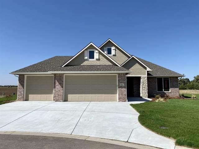 813 Firefly Ct., Wichita, KS 67235 (MLS #598484) :: Kirk Short's Wichita Home Team