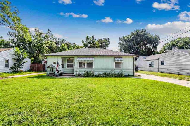 4626 S Sycamore Ave, Wichita, KS 67217 (MLS #598511) :: Kirk Short's Wichita Home Team