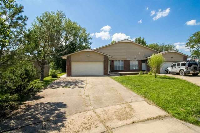 1806 S Longford Ct, Wichita, KS 67207 (MLS #598606) :: The Boulevard Group
