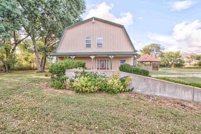 1410 E 12th St, Newton, KS 67114 (MLS #598643) :: Kirk Short's Wichita Home Team