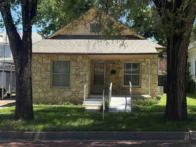 222 N 1st, Arkansas City, KS 67005 (MLS #598657) :: Kirk Short's Wichita Home Team