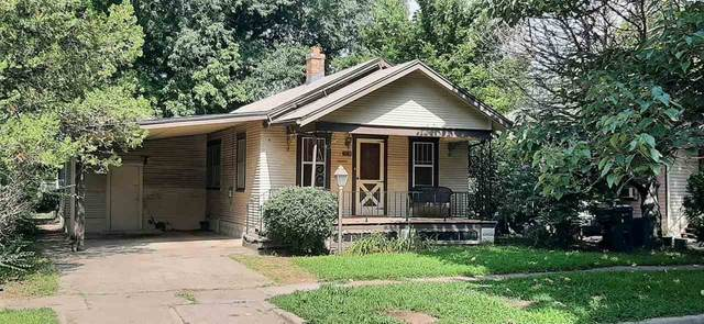1107 S Ellis St, Wichita, KS 67211 (MLS #598851) :: COSH Real Estate Services