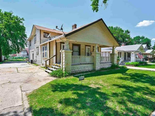 1825 S Topeka Ave, Wichita, KS 67211 (MLS #598899) :: Kirk Short's Wichita Home Team