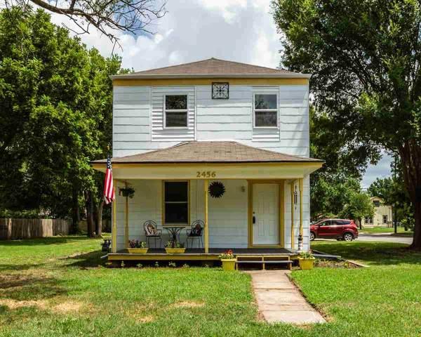 2456 S Ida Ave, Wichita, KS 67216 (MLS #599437) :: The Boulevard Group