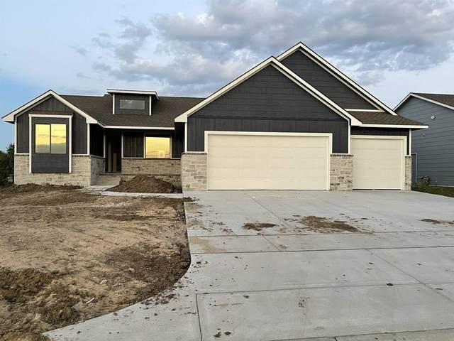 5106 N Delaware St, Wichita, KS 67204 (MLS #599439) :: Pinnacle Realty Group