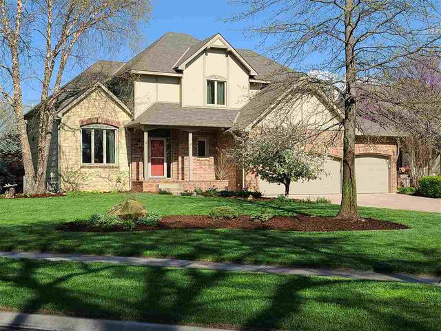 3048 N Forest Lakes, Wichita, KS 67205 (MLS #600008) :: COSH Real Estate Services