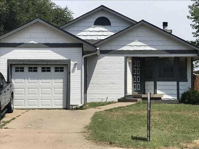 906 E Idlewild, Wichita, KS 67216 (MLS #600017) :: Pinnacle Realty Group