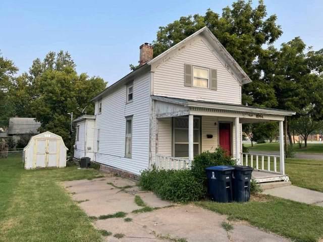 203 S Denver St, El Dorado, KS 67042 (MLS #600055) :: Kirk Short's Wichita Home Team