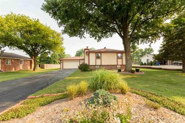 11527 E Harry, Wichita, KS 67207 (MLS #600110) :: The Boulevard Group