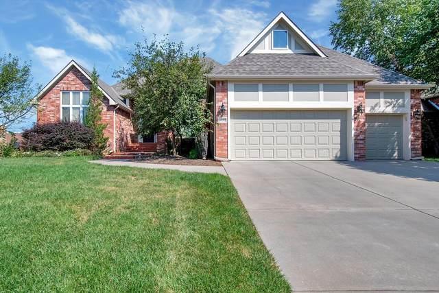 10202 E Bronco Street, Wichita, KS 67206 (MLS #600363) :: Graham Realtors