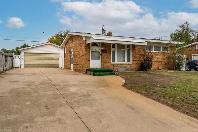 1308 E El Monte St, Wichita, KS 67216 (MLS #600458) :: Kirk Short's Wichita Home Team