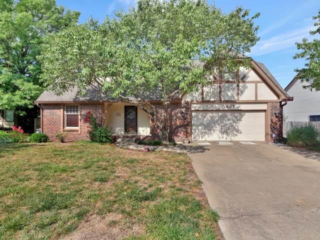 7607 E 26th Ct No, Wichita, KS 67226 (MLS #600506) :: The Boulevard Group