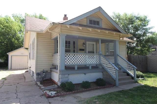1634 N Payne Ave, Wichita, KS 67203 (MLS #600625) :: Matter Prop