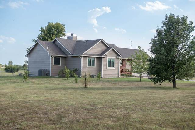 10901 E 35th Cir S, Wichita, KS 67210 (MLS #601068) :: The Boulevard Group