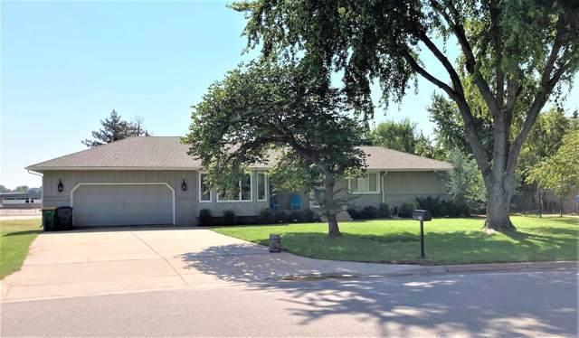126 Timberlane Dr, Haysville, KS 67060 (MLS #601144) :: COSH Real Estate Services