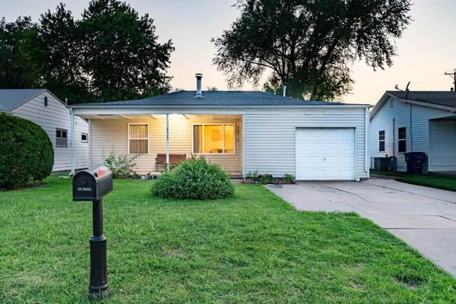 2563 N Burns Ave, Wichita, KS 67204 (MLS #601388) :: COSH Real Estate Services