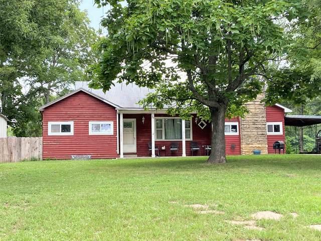 778 N River Rd, Belle Plaine, KS 67013 (MLS #601443) :: Pinnacle Realty Group