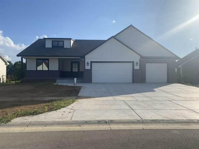 14715 W Moscelyn, Wichita, KS 67235 (MLS #601445) :: Graham Realtors