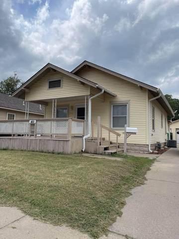 411 N Meridian Ave, Wichita, KS 67203 (MLS #601536) :: Pinnacle Realty Group