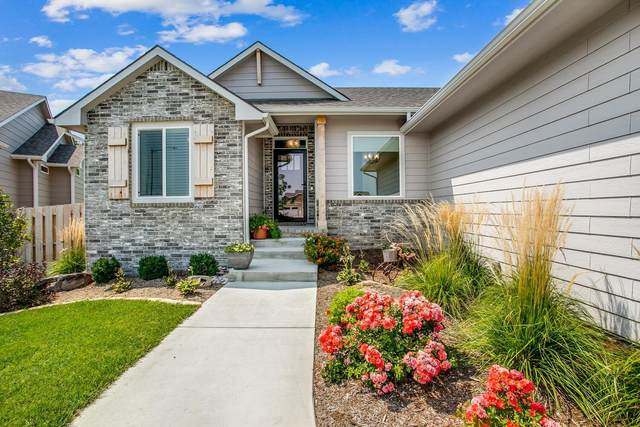 2407 E Thunder, Wichita, KS 67219 (MLS #601601) :: COSH Real Estate Services