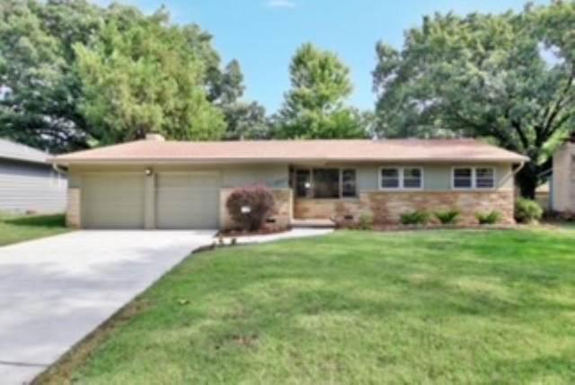 6532 E Oneida Avenue, Wichita, KS 67206 (MLS #601644) :: The Boulevard Group