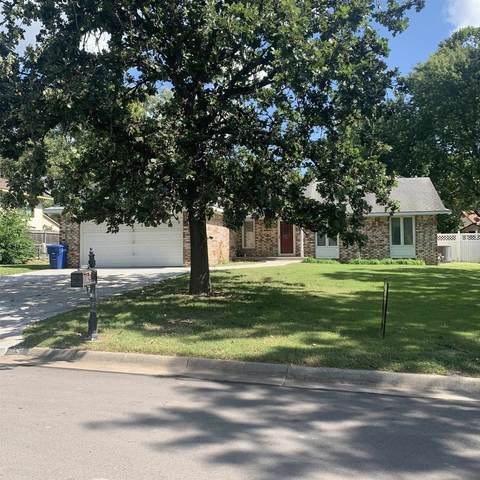 5 N Yellow Rose Lane, Augusta, KS 67010 (MLS #601679) :: Kirk Short's Wichita Home Team