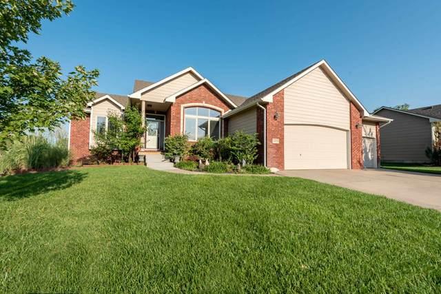 1408 S Fawnwood St, Wichita, KS 67235 (MLS #601738) :: Pinnacle Realty Group