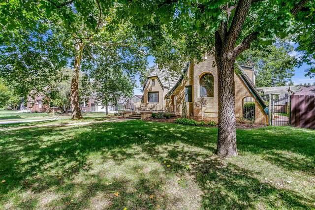 250 N Dellrose Ave, Wichita, KS 67208 (MLS #601858) :: Graham Realtors