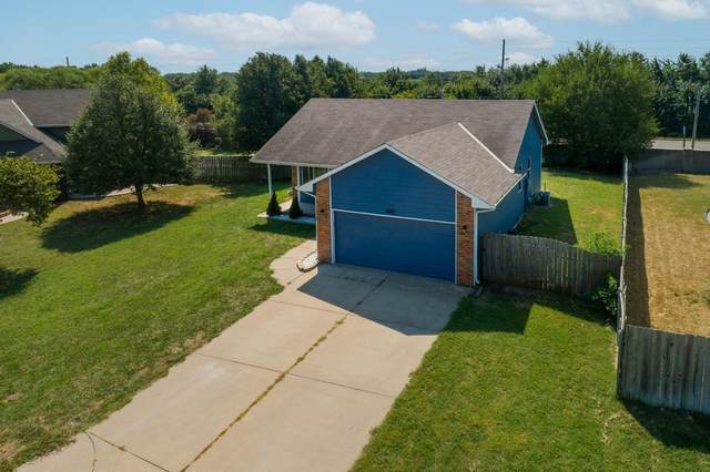 2607 E Elk Run Ct, Park City, KS 67219 (MLS #601874) :: COSH Real Estate Services