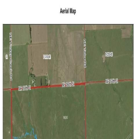 0000 NE 150th St, Burns, KS 66840 (MLS #602027) :: Pinnacle Realty Group