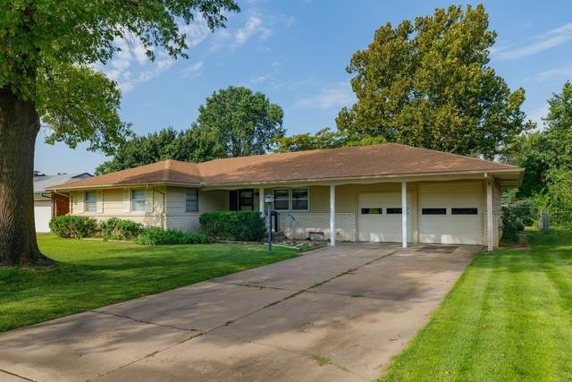 1627 N Athenian Ave, Wichita, KS 67203 (MLS #602110) :: Kirk Short's Wichita Home Team