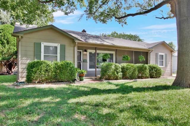 1710 N Porter Ave, Wichita, KS 67203 (MLS #602168) :: Matter Prop