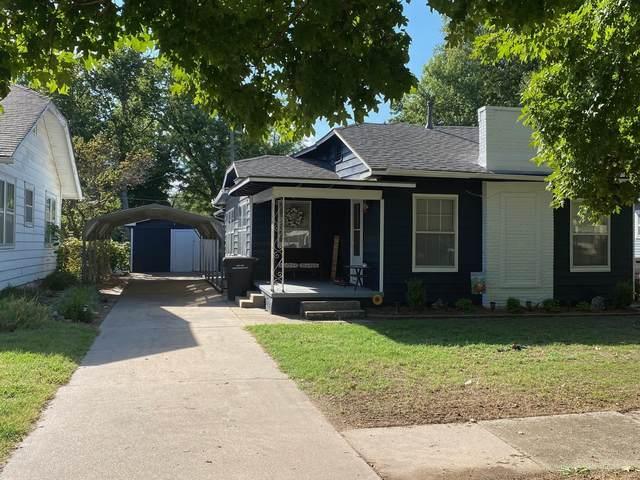 1213 N 2nd St, Arkansas City, KS 67005 (MLS #602189) :: Pinnacle Realty Group
