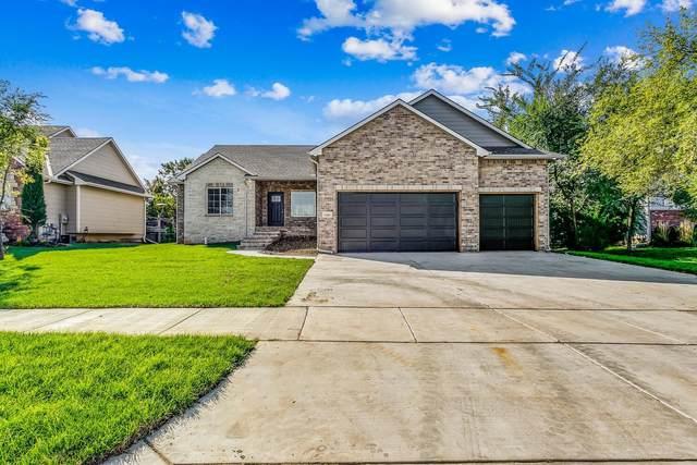 12601 E Zimmerly, Wichita, KS 67207 (MLS #602270) :: Pinnacle Realty Group