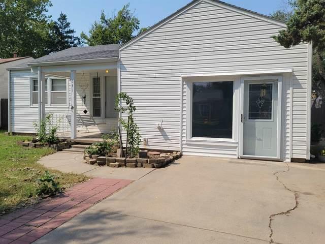 641 N Clayton St, Wichita, KS 67203 (MLS #602324) :: Matter Prop