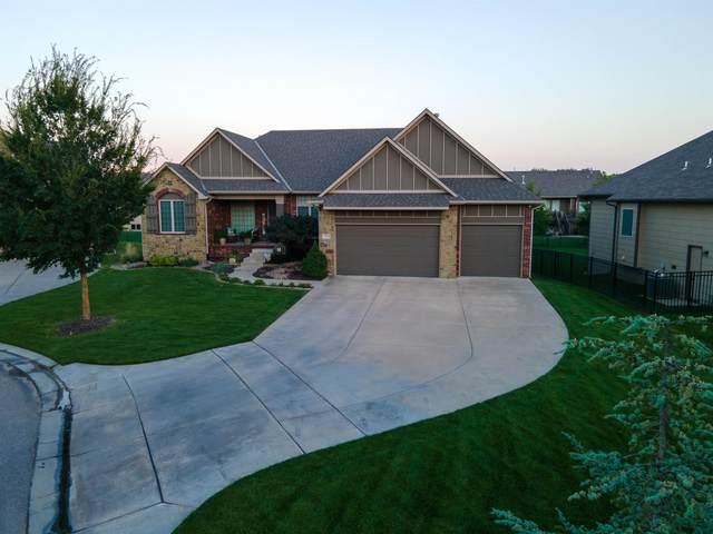3314 N Brush Creek Ct., Wichita, KS 67205 (MLS #602368) :: Kirk Short's Wichita Home Team
