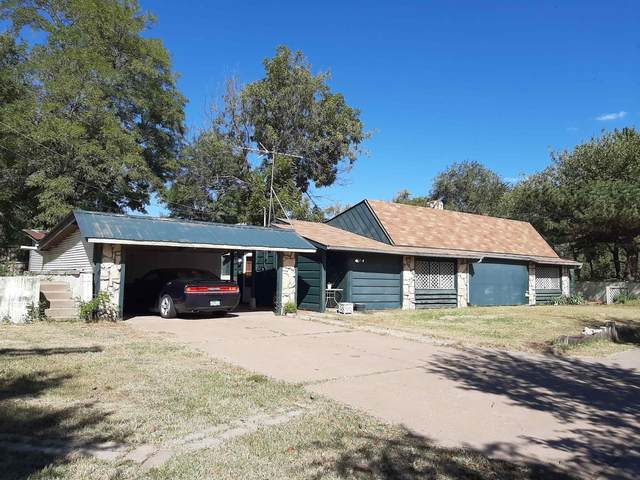 651 S Leonine St., Wichita, KS 67213 (MLS #602458) :: Pinnacle Realty Group