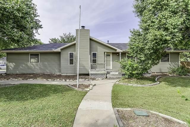 1001 Wirth, Augusta, KS 67010 (MLS #602511) :: COSH Real Estate Services